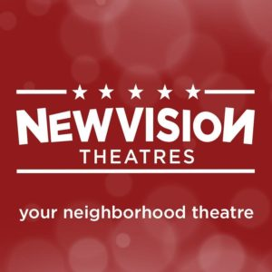 New Vision Theatres, Central Mall 12 logo
