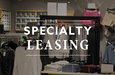 Specialty Leasing