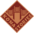 Kona Stories logo