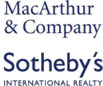 MacArthur & Company, Sotheby's International Realty logo