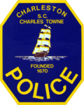 Charleston Police Substation logo