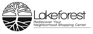 Lakeforest Mall logo