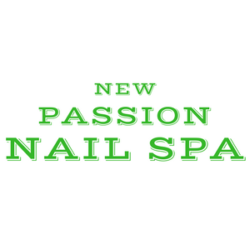 New Passion Nail Spa logo