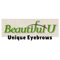 Unique Eyebrows logo
