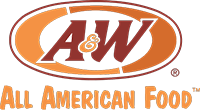 A&W All American Food logo